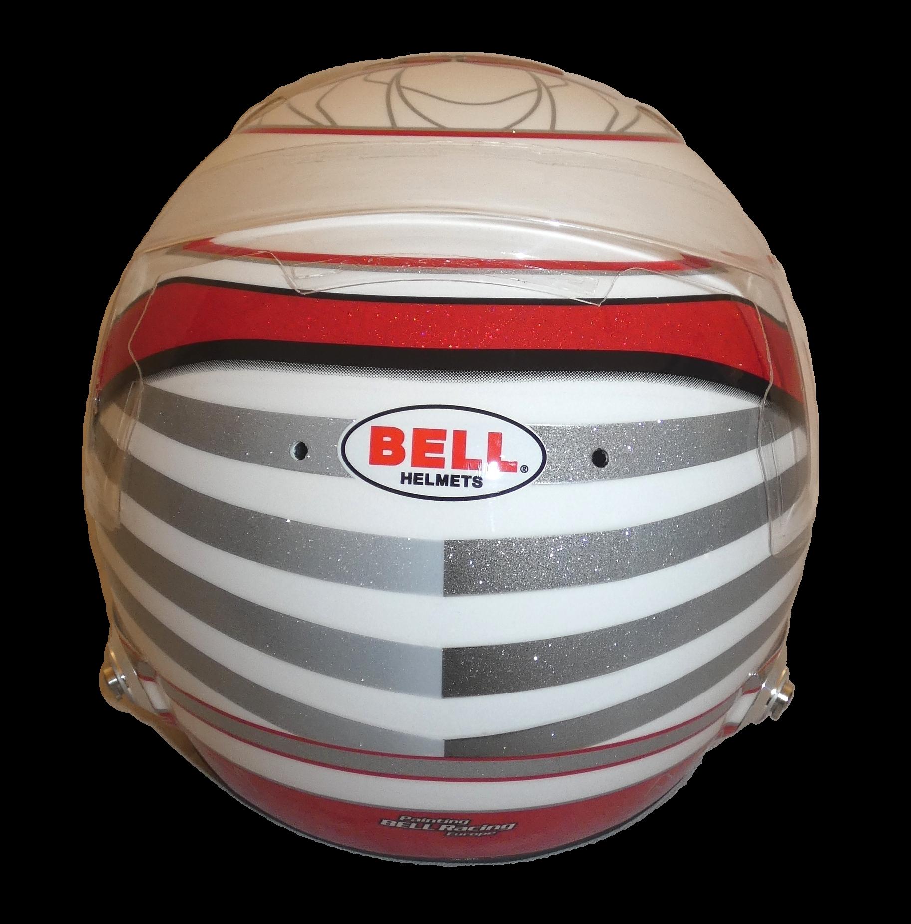 Kevin Magnussen Bell Racing 2016 Renault F1 Official